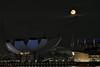 Lunar Eclipse Jan 2018 (shihengcheong) Tags: singapore marinabaysands artsciencemuseum supermoon bluemoon bloodmoon lunareclipse