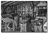 Blacksmith shop at Belle Grove Plantation... (Roger Photos) Tags: nef cedar creek civilwar