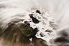 (intivisible) Tags: water agua ocean océano mar sea orilla shore espuma foam filter filtro rocks rocas marino marine blur blurry difuso desenfocado film 35mm analog analogic analógica prakticamtl3 proimage100