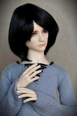 Dorian (Emily-Noiret) Tags: souldoll nia doll bjd