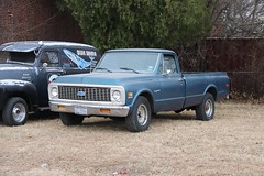 1970 Chevy Pickup in Valley View Texas (depotdude07) Tags: chevrolet chevy pickup automobile valleyviewtexas