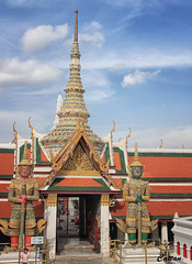 Grand Palace - Bangkok (cattan2011) Tags: temple traveltuesday travelphotography travelbloggers travel thailand bangkok grandpalace architecturephotography architecture landscapephotography landscape 泰国 曼谷