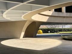 hirshhorn museum (washingtonydc) Tags: washingtondc dc smithsonian brutalism museum concrete