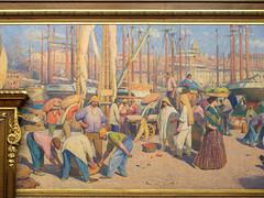 salle ag_tableau-11 (Conseil d'Etat) Tags: henrimartin détail peinture salledassembléegénérale tableau