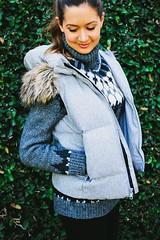 Icelandic turtleneck outfit (Mytwist) Tags: camille gap style turtleneck knit knitwear fashion outfit tn tneck wool fetish retro classic craft winter women fairisle isle fair faroe íslensk sweater design love girl wife