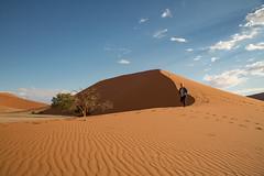 Dune 45 Sossusvlei (zapiture) Tags: namibia dune 45 sossusvlei namib orange river desert 4x4 overland safari
