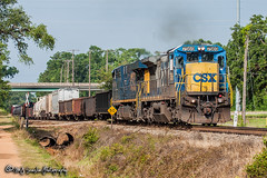 CSX 7569 | GE C40-8 |CSX M&M Subdivision (M.J. Scanlon) Tags: alabama bayminette business c408 csx csx7569 csx7569gec408csxmmsubdivision csxtranportation csxt csxt7569 canon capture cargo commerce digital eos engine freight ge haul horsepower locomotive logistics mmsub mjscanlon mjscanlonphotography merchandise mojo move mover moving outdoor outdoors photo photograph photographer photography picture rail railfan railfanning railroad railway scanlon sky steelwheels super track train trains transport transportation tree wow ©mjscanlon ©mjscanlonphotography