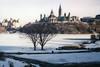 Parliament Hill, Ottawa (Howard Sandler (film photos)) Tags: instax instant mini franka rolfix schneiderkreuznach radionar