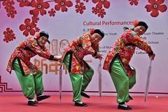 Dance Performance (chooyutshing) Tags: danceperformance conservatoryofmusicindalianuniversity northatrium sunteccitymall chinesenewyear2018 lunarnewyear festival attractions celebrations singapore