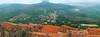 Motovun Panorama (fotofrysk) Tags: panorama roofs rooftops claytiles red green hills town streets roads hilltopredoubt fortresstown buildings architecture croatia motovun istria dalmatia sigma1750mmf28exdcoxhsm nikond7100