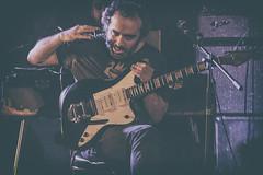 Cró! (sairacaz) Tags: music musica concierto concert live rock progresivo cró gondomar galicia musico guitarrista guitar guitarra