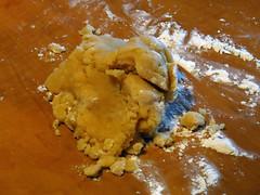 Working the Marzipan (BlueRidgeKitties) Tags: canonpowershotsx40hs marzipantorte marzipan cake