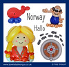 It's a Balloon World After All - Norway (magirob) Tags: norway norwegian balloon balloons art fish school whale bunad cod salmon herring viking vikings shield troll cave scandinavia around world