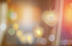 Hearts-a-Glow #Light-Opia #SmileonSaturday (KissThePixel) Tags: bokeh bokelicious light goldbokeh heart stringoflights lights macro candle tealights colours soft pastel smile saturdays lightopia smileonsaturday nikon nikondf nikkor 50mm