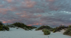 Sunset Color - White Sand Dunes (CloudRipR) Tags: whitesanddunesnationalmonument white clouds pink sunset nikon nikkor d810 daarklands newmexico pinnaclephotography
