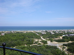 View from Currituck Beach Lighthouse (Itinerant Wanderer) Tags: currituckbeachlighthouse corolla northcarolina outerbanks