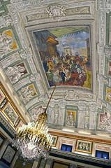 Cardinale7 (Genova città digitale) Tags: genova cardinale angelo bagnasco vescovo arcivescovo comune sindaco visita inizio anno marco bucci gennaio 2018 palazzo tursi