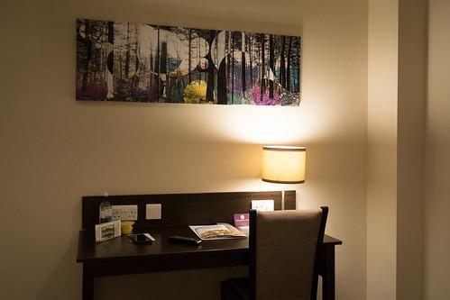 "In Premier Inn, Fleet • <a style=""font-size:0.8em;"" href=""http://www.flickr.com/photos/22350928@N02/25052479967/"" target=""_blank"">View on Flickr</a>"