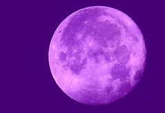 Sx60 Moon  colorful (eagle1effi) Tags: moon luna mond sx60 violet violett