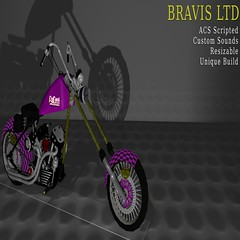 Rupauls Motorcycle VP (Bravis Ltd) Tags: bike bikes motorcycle bravis rock track race racing car motor vehicle trike chopper low rod garage mechanic custom unique ferrari bmw triumph lambretta drag hot second life secondlife sl