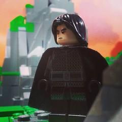 Supreme Leader Ren (AJV Films) Tags: kylo ren starwars last jedi lego minifig minifigure toy ben solo supreme leader achto