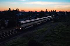Amtrak 536 Sky Roseville, California (ScholzRUNNER) Tags: trains transportation railroad unionpacificrailroad uprr amtrak amtrakamerica amtrakcalifornia roseville california usa landscape sky