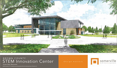 STEM Innovation Center Rendering