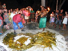 Pig Roast in Fiji (Stanley Zimny (Thank You for 29 Million views)) Tags: pig roast people fiji travel night