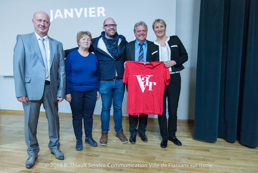 Cérémonie des Voeux du Maire - 2018-01-05