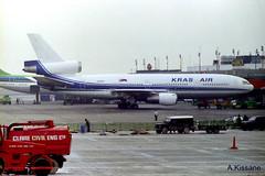KRAS AIR DC-10 N525MD (Adrian.Kissane) Tags: dc10 shannon krasair n525md 46550