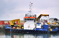 Whalsa Lass (calzer) Tags: lerwick marine delta sunday harbour buckie 2611 cat multi damen whalsa lass boat