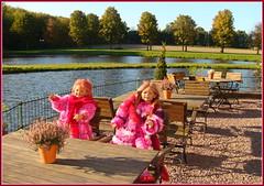 Leicht vom Winde verweht ... (Kindergartenkinder) Tags: kindergartenkinder annette himstedt dolls sanrike tivi