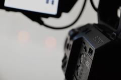 Film Shoot (kieranjones380) Tags: nikon d3200 dark film uni sony fs5 filmmaking filmmaker unplugged bokeh 18200