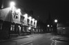 Admiral Rodney Wollaton Village Nottingham (stevebeck66) Tags: film analogue bw grainy night wollaton nottingham 1600asa olympusom2n zuiko28mmf28 ilforddelta320035mmfilm dp3200