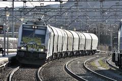 CASTELLBISBAL (Andreu Anguera) Tags: ferrocarril tren mercancias siderúrgico mercaderies siderúrgic castellbisbal andreuanguera