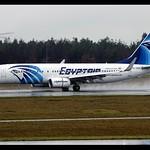 B737-866/WL | EgyptAir | SU-GEG | World Youth Forum | FRA thumbnail