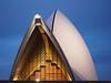 Sydney Opera House (DaveKav) Tags: sydney opera house sydneyoperahouse icon iconic culture architecture jørnutzon spherical geometry bluehour