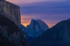 Backlit Supermoon (Omnitrigger) Tags: yosemite halfdome elcap capitan elcapitan national park supermoon backlit nationalpark california moonlight longexpo omnitrigger