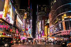 Manhattan | New York (chamorojas) Tags: 2016 chamorojas albertorojas newyork nuevayork night citylights estadosunidos