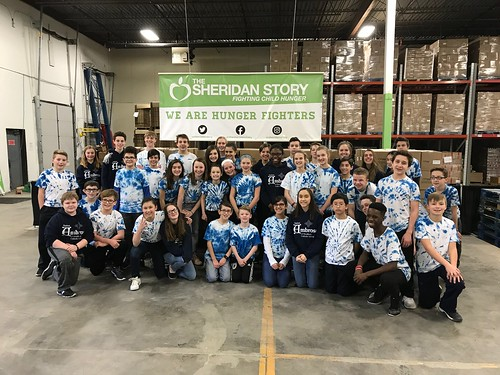 St. Ambrose Packing Event 2/16/18