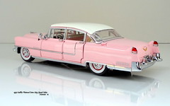 1955 Cadillac Fleetwood Series Sixty Special Sedan (JCarnutz) Tags: 124scale diecast franklinmint 1955 cadillac fleetwood series60