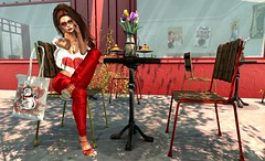 Lucky Star Coffee (Roudoudou Hirons) Tags: firestorm secondlife secondlife:region=pontmirabeau secondlife:parcel=pariskalopsiamainshop secondlife:x=130 secondlife:y=143 secondlife:z=2701 paris avatar mundosvirtuales virtualworld red coeur corazon heart belleepoque pinkcreampie