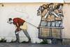 street art (lionel.henrio) Tags: photo tags tagmural personnes exterieur graffiti dessin art arturbain