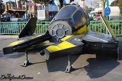 Eat-2 Jedi Starfighter (Disneyland Dream) Tags: eat2 jedi starfighter disney star wars disneyland paris season force saison 2018 walt studios production courtyard