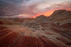 Who could explain this World? (Luc Stadnik) Tags: vermilion rocks arizona utah usa sandstone