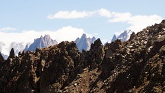 21083546_929259970546705_764407152244838947_o (Léa Sautjeau) Tags: rock trekking mountains summits trek chamonix montblanc run running walk nature wild montagne randonnée orange colors sky night chamonixmontblanc