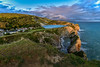 Jurrasic classic 2 (trojanhorse1956) Tags: coast jurrasic lulworth stair hole sunset nikon d750 village dorset england clouds storm