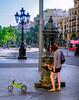 DSCF9564.jpg (Amadeus1110) Tags: spain barcelona gaudi streetscene children fountains