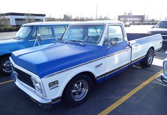 Chevrolet C10's (bballchico) Tags: chevrolet c10 pickuptruck newyearscoolcarcruise carshow
