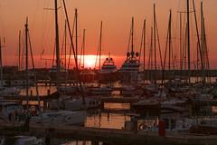 Marina di Pisa54 (Maurizio Plutino) Tags: pisa toscana marina foce arno sanpiero romanico affreschi porto barche nautica pescatori tramonto italy